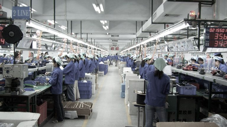 Appliances Factory Assembly Lines