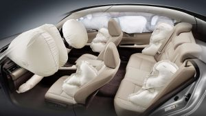 Airbag Automotive Safety Device