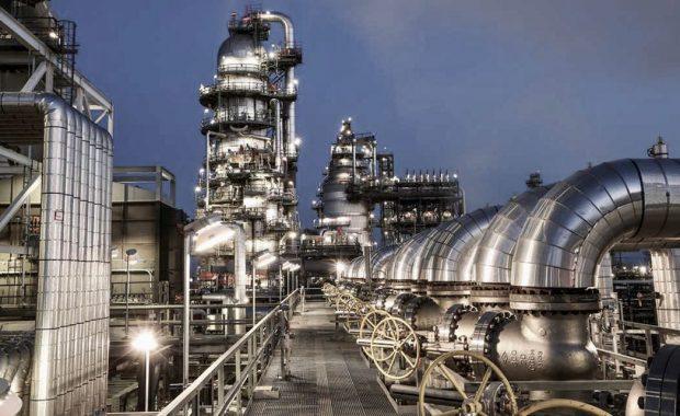 Energy Metering at Refinery
