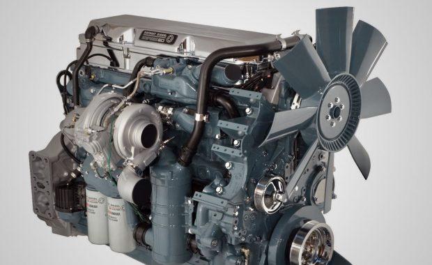 Diesel Engine Diagnostics Model