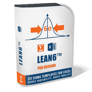 LEAN6 Six Sigma Toolkit Pro