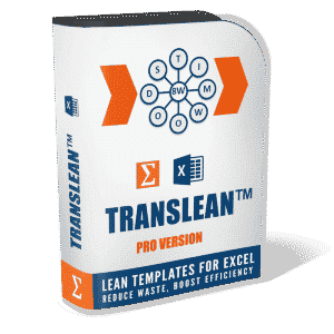 TRANSLEAN Lean Templates for Excel