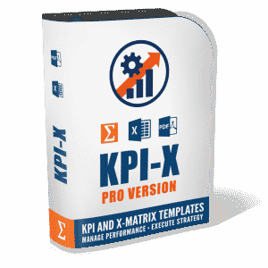 KPI-X pro toolkit metrics templates for performance management