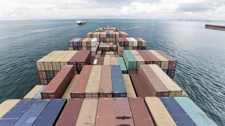 Ocean Freight Equipment Shipping