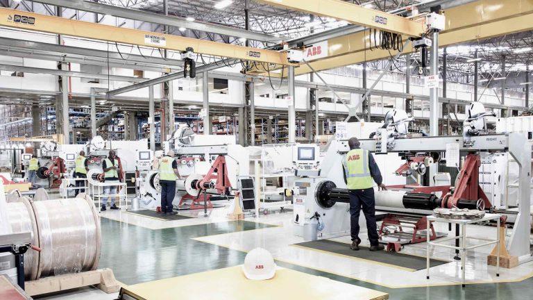 Industrial Equipment Manufacturing