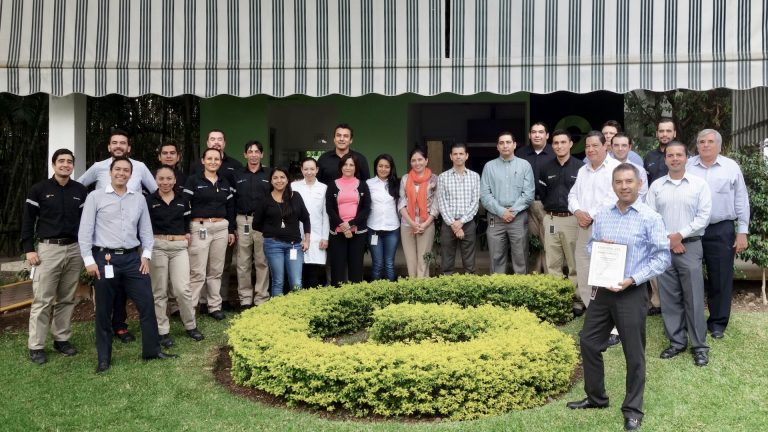 Lean Manufacturing Silver Award Mexico