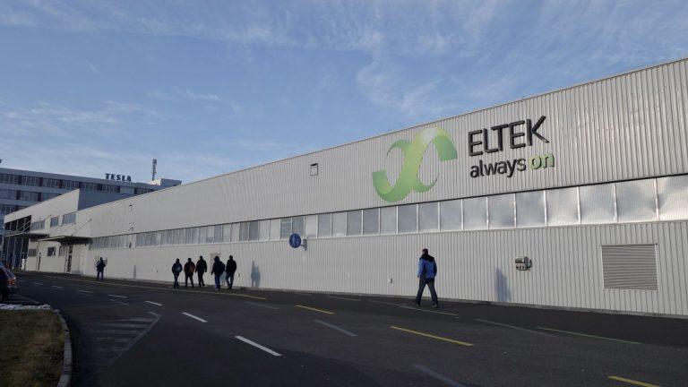 Eltek Slovakia Factory