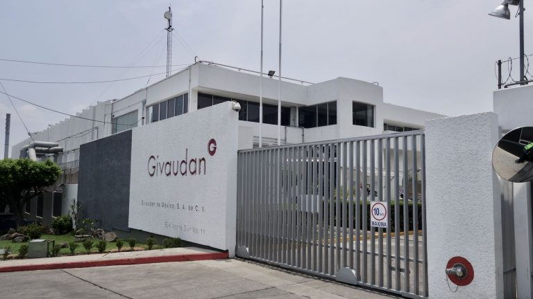 Givaudan Cuernavaca Flavour Factory