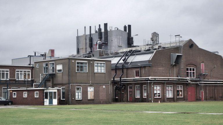 Historical Factory Naarden