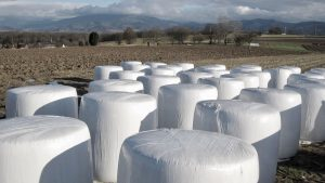 Plastic Film for Hay Bales