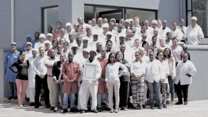 Lean Manufacturing Silver Team South Africa