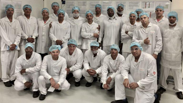 Shop Floor Improvement Team Brazil