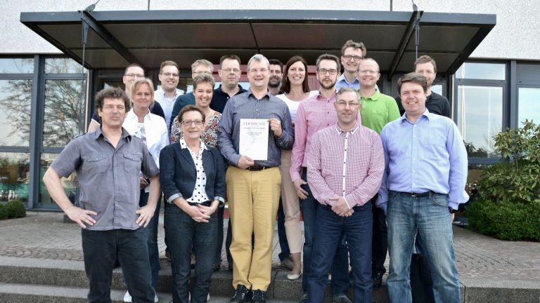Lean Manufacturing Award Dortmund