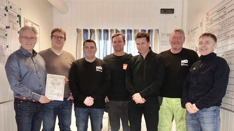 NG Øra Lean Silver Certification