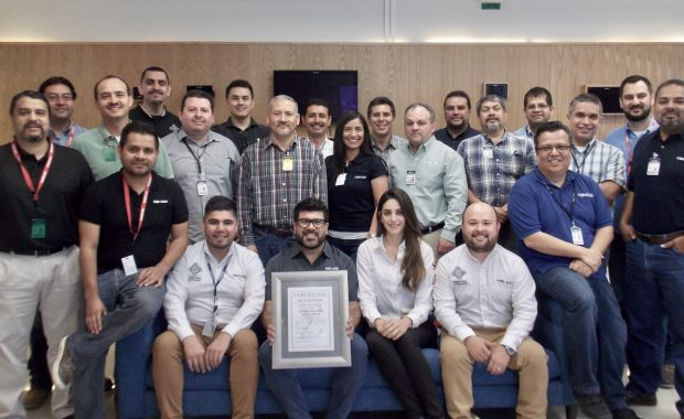 Lean Manufacturing Award for Navico