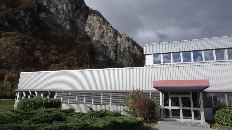 Contract Manufacturing Site in Switzerland