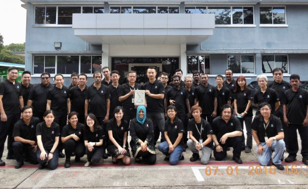 Lean Factory Certification Jurong