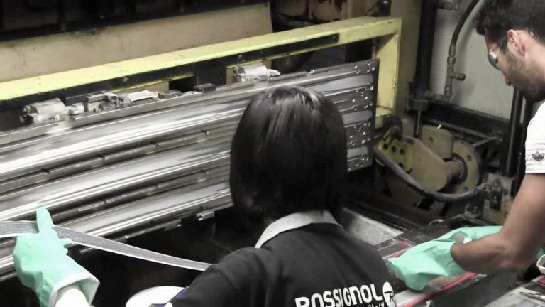 Layers Fusing Process