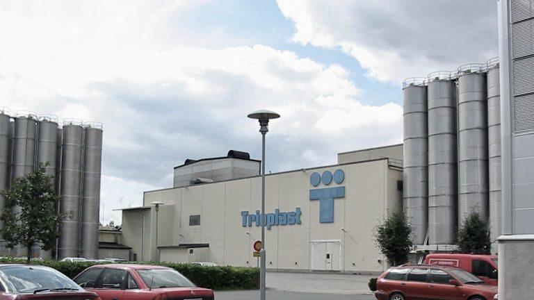Trioplast Factory Smålandsstenar