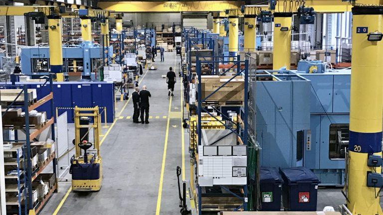 Lean Transformation DISA Factory Denmark