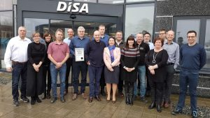 Lean Benchmark by DISA for Norican Group