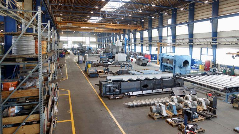 Lean Transformation Czech Factory