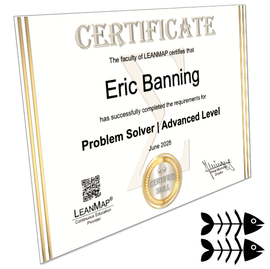 Problem-Solving Certificate 2 Advanced