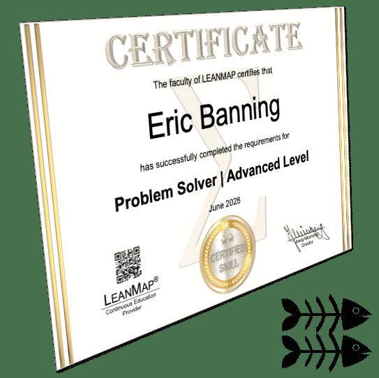Problem-Solving Certificate 2 Advanced