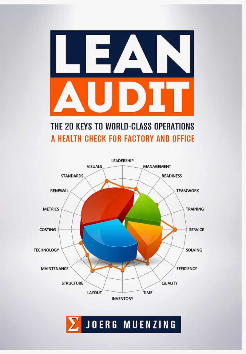 Lean Audit Book Cover