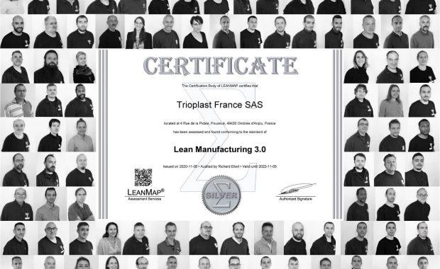 Lean Team Trioplast France