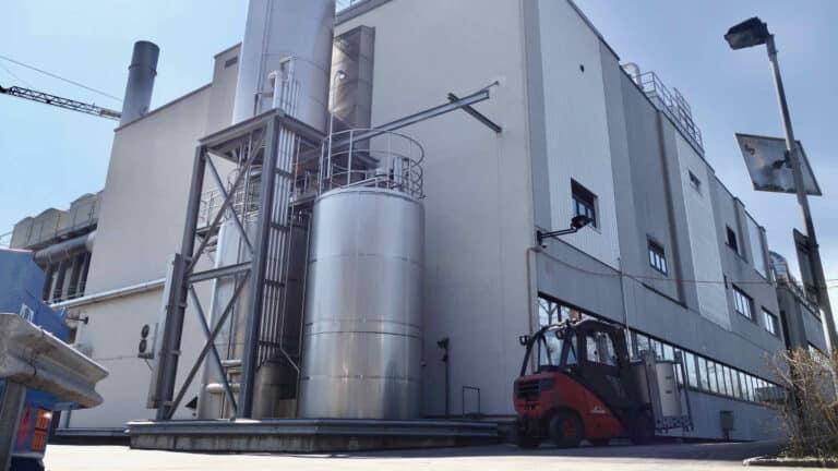 Lean Factory Givaudan Dübendorf